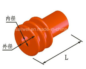 Qulified Silicon Rubber for Wire Harness of Automobile