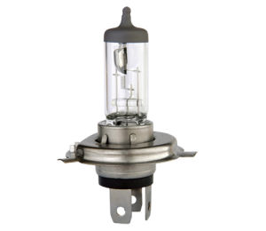 H4 Motor Vehicle Halogen Lamp Bulb