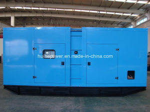 450kVA Soundproof Generator with Volvo Engine