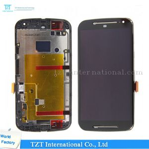 LCD with Touch Digitizer for Motorola Moto G2 Display pictures & photos