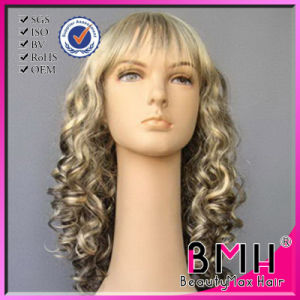 Natural Wave Wavy Synthetic Full Lace Wigs