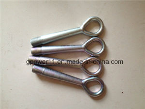 Galvanized Forged Trailer Part Pulling Eye Bolt pictures & photos