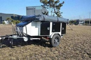 Mini Size Off Road 4X4 Camper Trailer