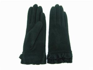 Lady Fashion Wool Gloves (JYG-25033) pictures & photos