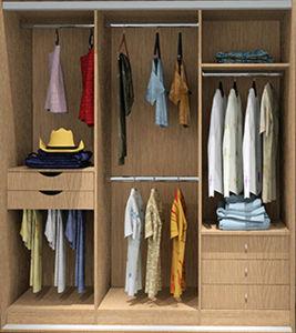 Modular Closet For Modern Design Bedroom Furniture Br 20 C