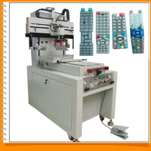 Screen Printing Machine for Silicone Keypad Printing