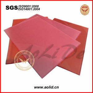 High Impression Good Ink Transfer Flexo Printing Plate pictures & photos