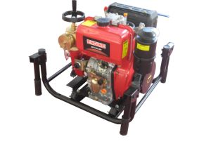 3 Inch Diesel Fire Fighting Pump Df80p pictures & photos