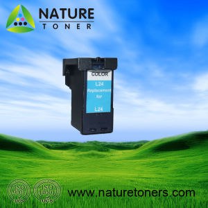 Remanufactured Ink Cartridge No. 23 (18C1523) , No. 24 (18C1524) for Lexmark Printer pictures & photos