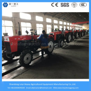 Gear Drive Multi Purpose Farm/Agricultural/Compact/Mini/Farm/Narrow/Garden Tractor with Tiller/Plow/Mower/Snow Pusher pictures & photos