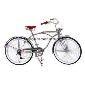 "26"" Beach Bike/Bicycle, Beach Cruiser Bike/Bicycle 1-SPD (YD16BC-26508) pictures & photos"