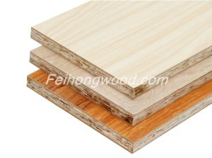 Melamine Faced OSB (Oriented Structural Board) for Furniture