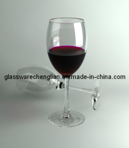 Crystal Clear Wine Glass (B-WG04) pictures & photos