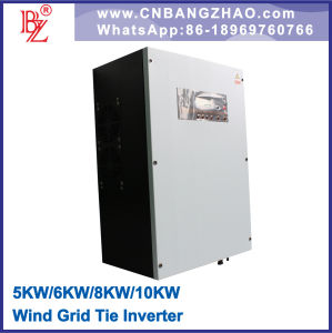 Tripe Phase 5000W Output Solar on Grid Inverter pictures & photos
