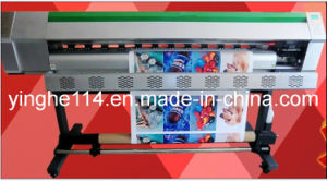 Vinyl Outdoor Eco Solvent Printer 1.6m pictures & photos