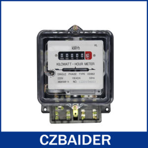1 Phase Energy Meter (electric meter energy meter electricity meters) (DD862)