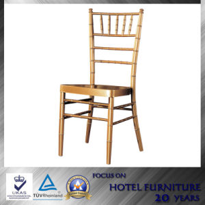 Aluminum Chiavari Chair for Hall Used