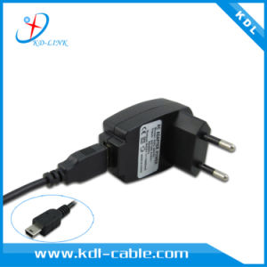 6V 500mA DC AC DC Adapter for Euro