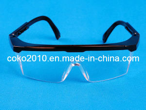 Clear Lens Z87 and En166 Safety Glasses Protetive Glasses pictures & photos