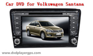 Special Car Audio Car DVD Player for Volkswagen Santana