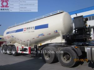 Ctac Bulk Cement Tanker Trailer for Sale pictures & photos