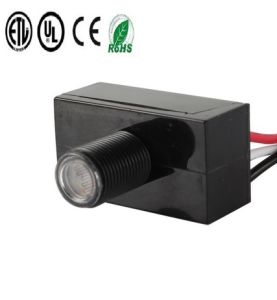 High Efficiency Photocell Sensor for Outdoor Street Light Jl-403c Photocontrol pictures & photos