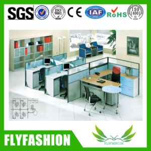 Fashion Design Office Partition Staff Table (OD-23) pictures & photos