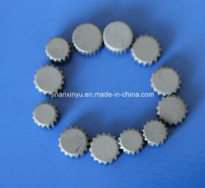 Tungsten Carbide Flat Top Button for Spiral Stabilizer pictures & photos