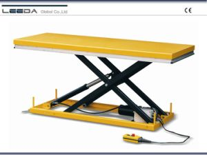 Large Lift Table (HL-W series) pictures & photos