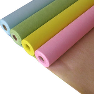 Non Woven Flower Wrapping Paper Printing Paper Packaging Paper