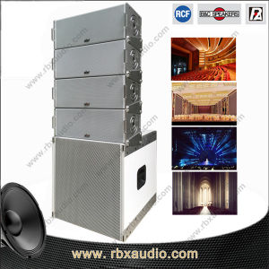 X-118b Professional Portable Bass Audio Rcf Line Array Speaker
