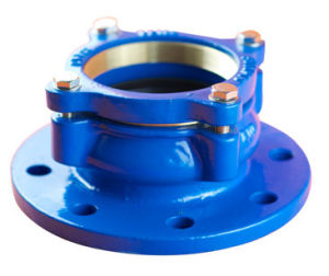 Ductile Cast Iron Flange Adapter