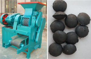 Hengyuan Brand Pillow Shape Charcoal Briquette Machine