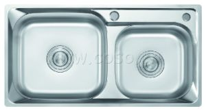 Stainless Steel Kitchen Sinks Ub3073 pictures & photos