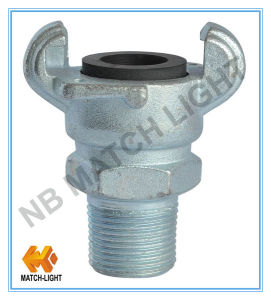 U. S. Type Carbon Steel Universal Air Hose Couplings pictures & photos