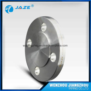 Pipe Flange Dn40 Stainless Steel Blind Flange