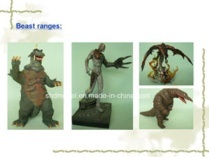 Custom Film Resin Figure for Decoration (10 cm - 25 cm) pictures & photos