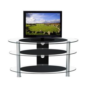 Modern Glass TV Stand for Sale pictures & photos