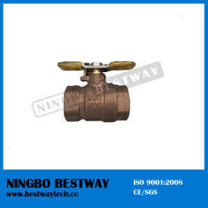 Lead Free Bronze Ball Valve pictures & photos