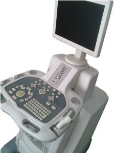 Trolley LCD Display Ultrasound Scanner with Ce ISO pictures & photos