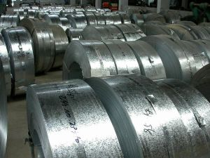 Hot-Dipped Galvanized Steel Strips on Sale