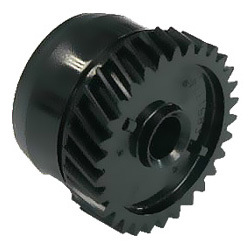 ABS Black Plastic Injection for Machinery Parts pictures & photos