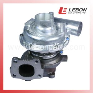 ZAX 230 4HK1 Turbocharger 8973628390 for Hitachi