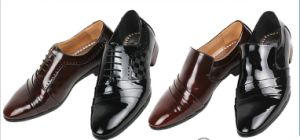 Leather Shoes (D101)