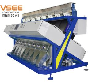Vsee RGB Food Processing Machine National Patent Ejector CCD Color Sorter  Manufacture Factory Millet Color Sorter