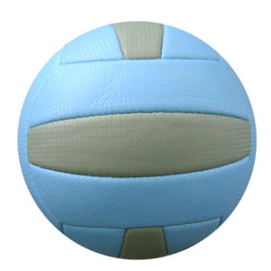 Volleyball, Size 5, High Quality PU Cover, Machine Stitching (B03209) pictures & photos