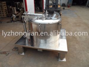 Psc800nc Patented Product High Efficiency High Speed Flat Sedimentation Centrifuge Machine pictures & photos