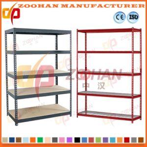 Commercial 7 Shelf Plastic Garage Storage Bins Containers Rack (Zhr278)