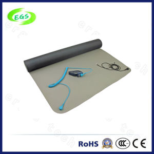 Blue/Gray/Green ESD Table Mat From China pictures & photos