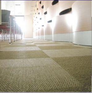 Woven Vinyl Flooring From Eco Beauty Bolon Carpet